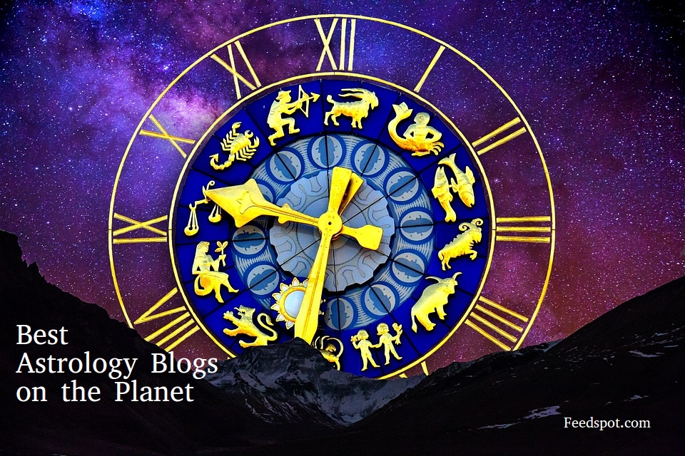 Top 100 Astrology Blogs, Websites  Newsletters To Follow in 2018