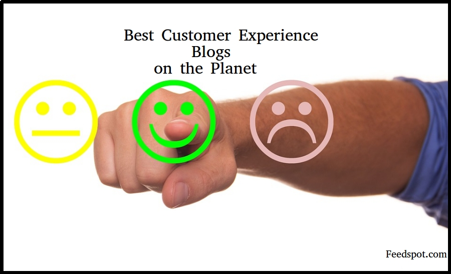 Top 75 Customer Experience Blogs  Websites To Follow in 2019