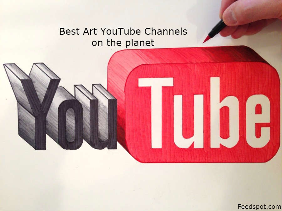 Top 50 Art YouTube Channels to discover Exhibits  Collections from