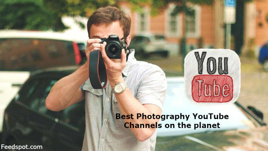 Top 100 Photography YouTube Channels on Photography Tips,Tricks