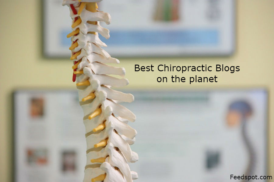 Top 75 Chiropractic Blogs and Websites To Follow in 2018
