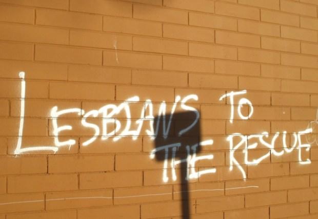 lesbian feminists anthony
