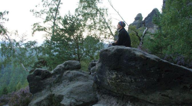 Minimalismus im Elbsandsteingebirge