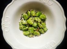 Warzywa sezonowe bób właściwości