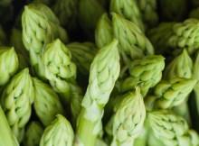 Warzywa sezonowe szparagi właściwości