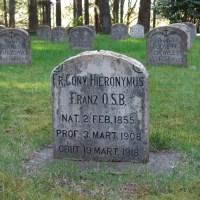 Saint Martin's Prairie & the Abby Cemetery
