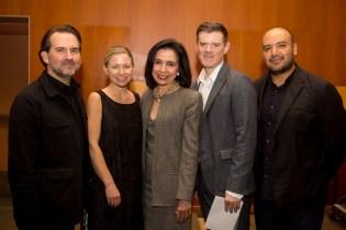 Jason Alkire, Julie Haus, Dr. Brown, Brad Schmidt, Raul Arevalo