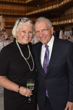 Patty and Jay Baker, FIT Foundation Chair and FIT Trustee