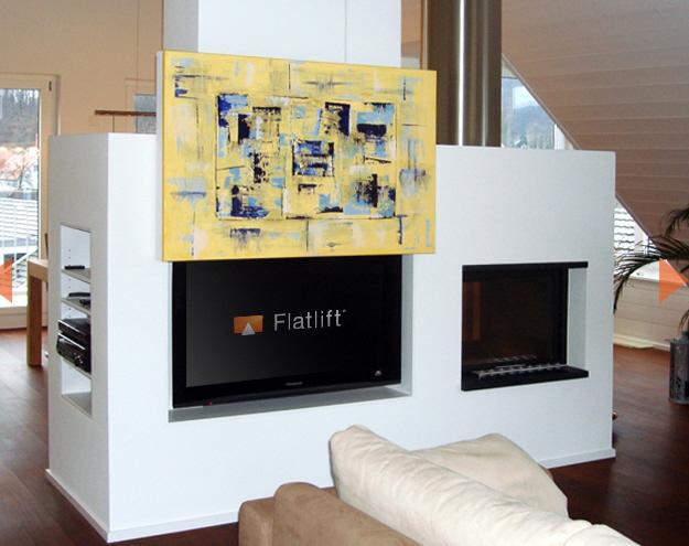 blogflatlift/wp-content/uploads/2014/08/Bilder-Lift - wohnzimmer ideen fernseher