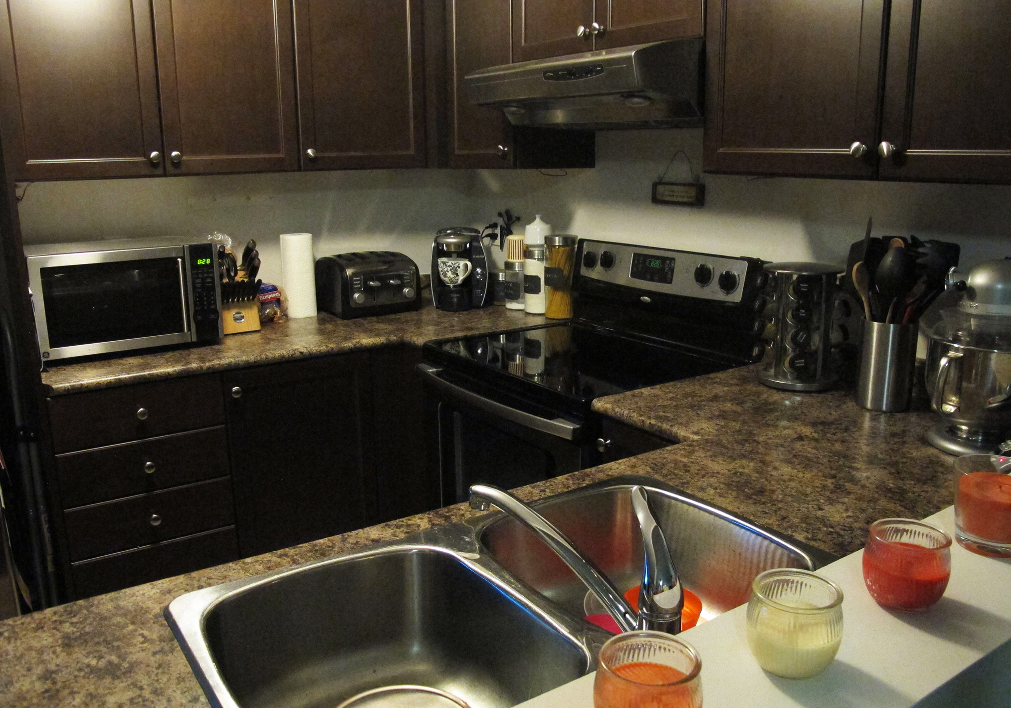 install cabinet led strip lighting installing kitchen cabinets Design Series Natural White off