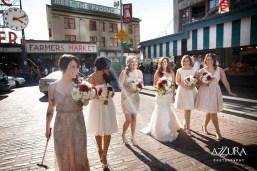 Pike Place Wedding