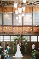 Flora Nova Design Seattle - Organic SoDo Park Wedding