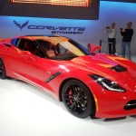 Corvette at 2013 Chicago Auto Show