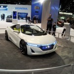 New Honda at 2013 Chicago Auto Show