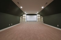 Bonus Room / Home Theater | Fred Smith Properties Real ...
