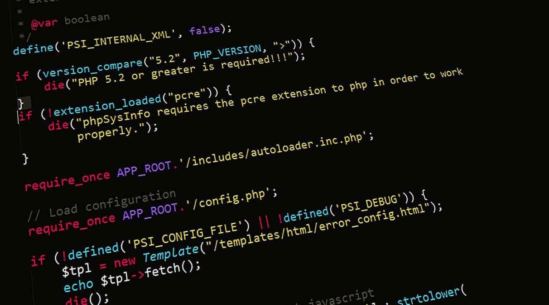 langage informatique pour creer son cv