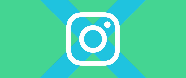 instagram logo illustration