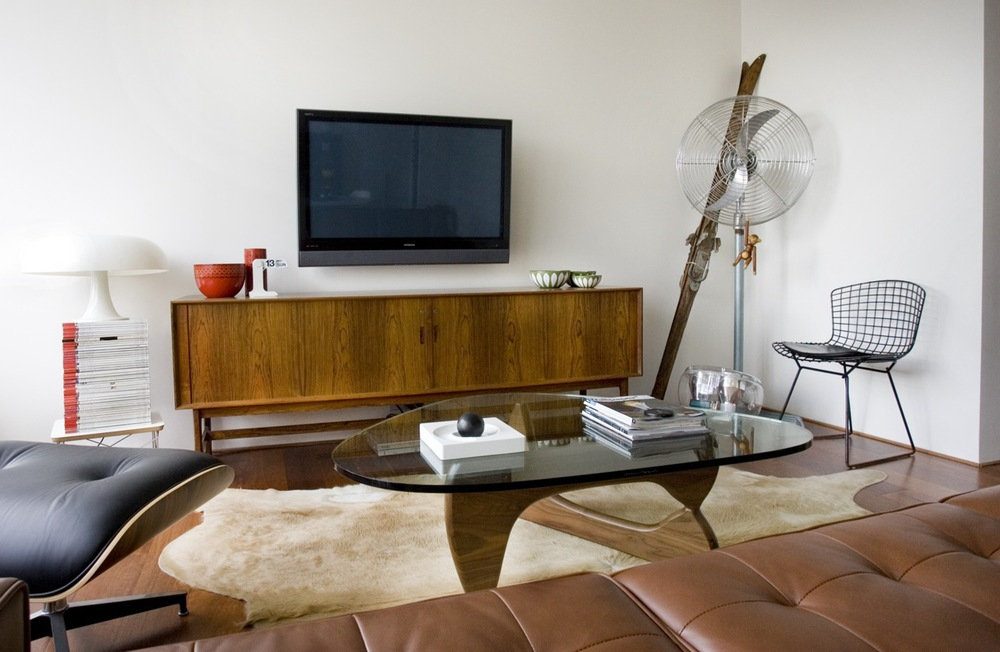 Mid-Century Modern Design \ Decorating Guide - FROY BLOG - mid century modern living room