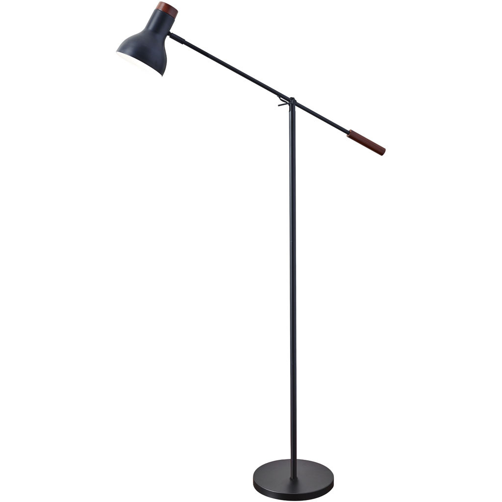 Black Industrial Floor Lamp Industrial Decor Ideas And Design Guide Froy Blog