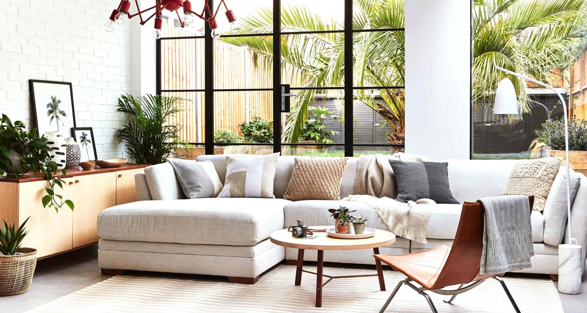 Styles For Living Room 5 Couch Styles For Your Living Room From Boho To Industrial