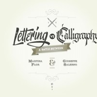 Lettering ou Caligrafia? O Site do Mês