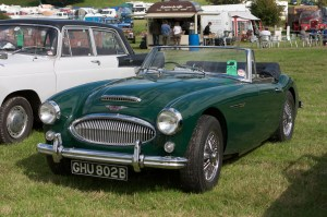 Austin Healey 3000