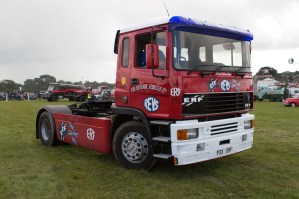 ERF Tractor unit
