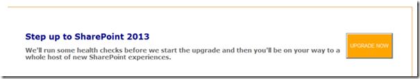 sharepoint 2013 update