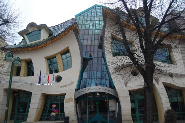 10 Weird Looking Buildings