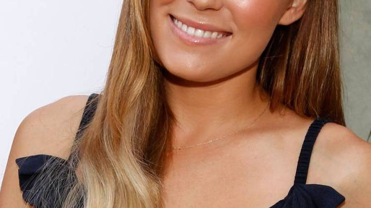 blonde brown ombre hairstyle