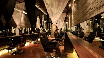 modern hair salon markham