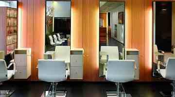 Markham hair salon in home