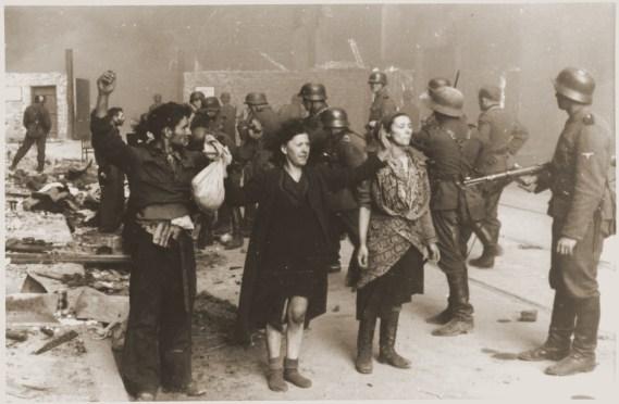 O levante de Varsóvia
