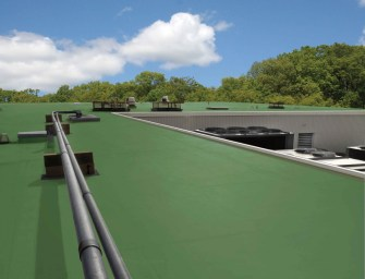 How Air Barriers and Low-Slope Roofing Can Work Together