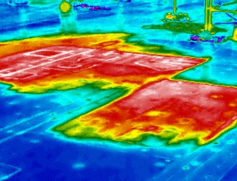 Using Infrared Technology to Land a Commercial Roofing Job