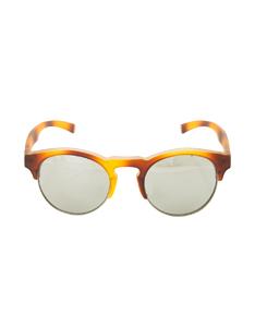 Óculos Caramelo Lente Prata Ac Brazil
