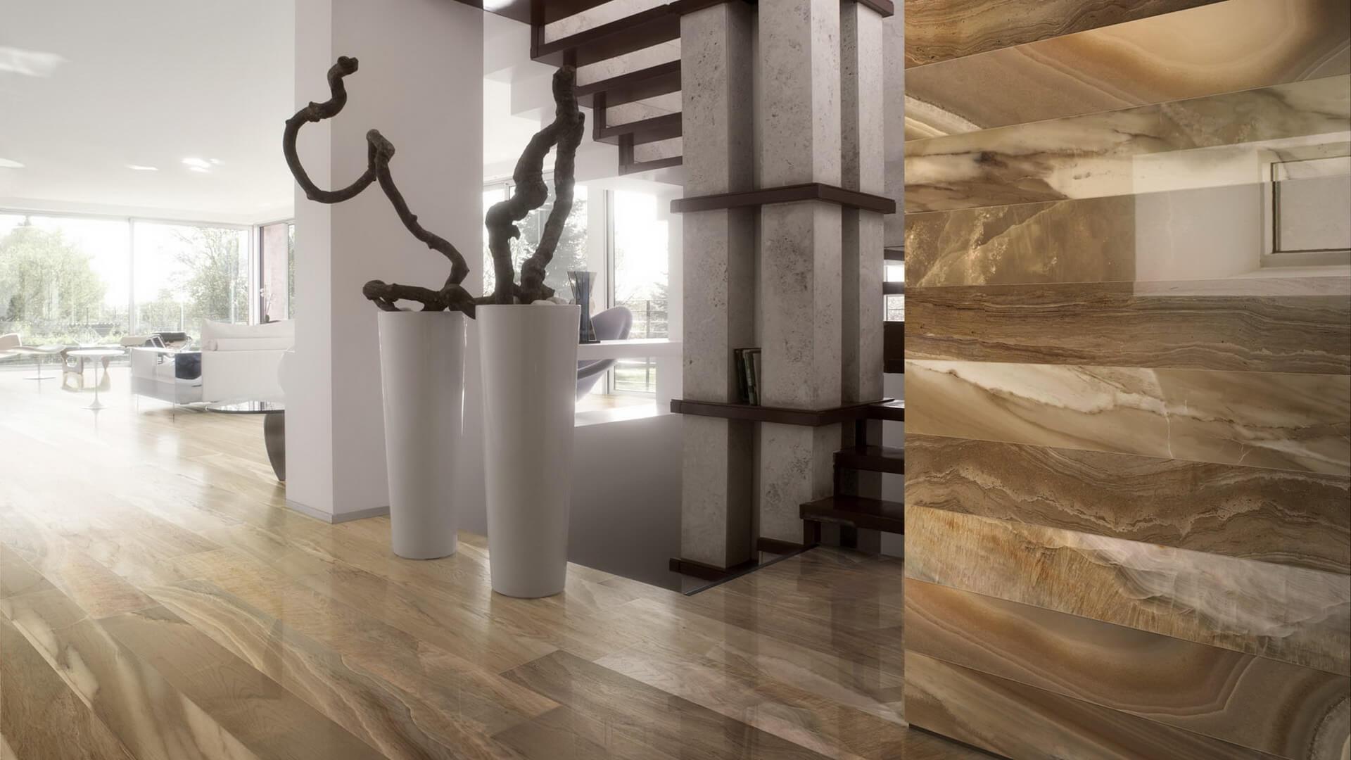 Cucina soggiorno pavimenti diversi come abbinare il pavimento