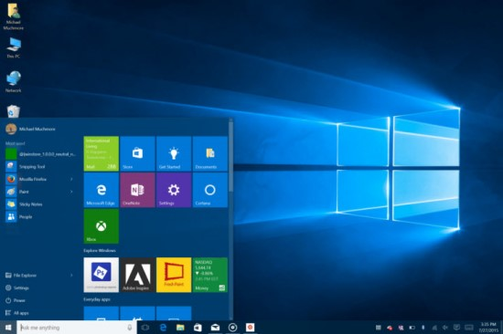 Time running out for free Windows 10 upgrade