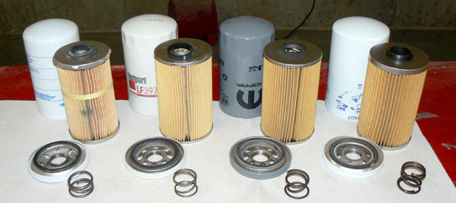 Read Dodge/Cummins Oil Filter Buyer\u0027s Guide - Part Two Oil Filter