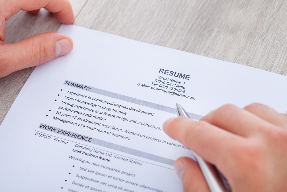 How to Write a Resume for a Skilled Trades Job