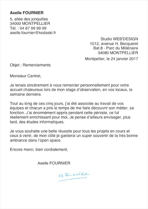 mail professionnel relance envoi cv ou pas