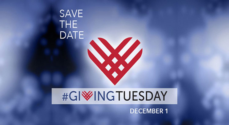 Giving Tuesday: December 1, 2015