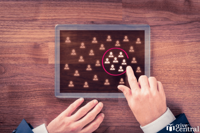 givecentral donor management tools
