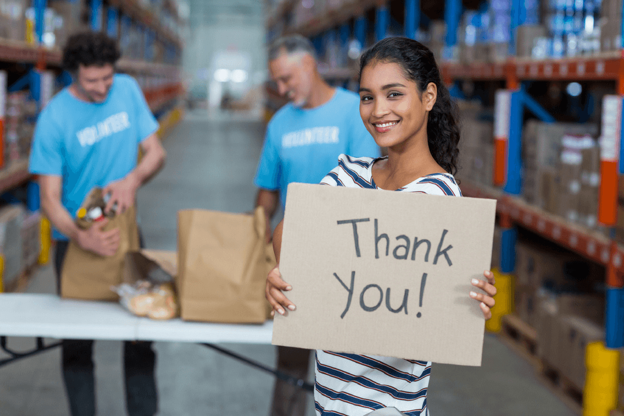 Ways to Thank your Nonprofit Volunteers this Volunteer Appreciation Day