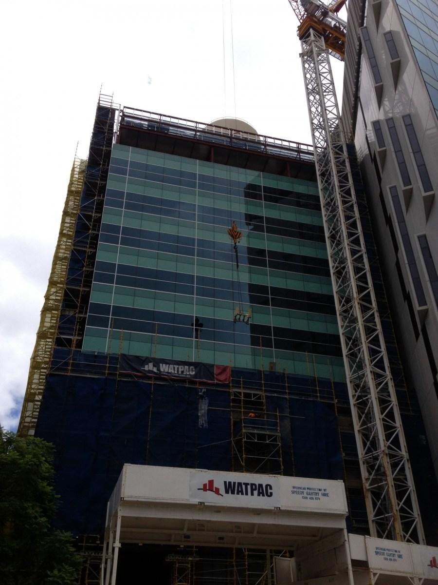 QIMR Under construction