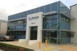 G.James Glass and Aluminium - Bundaberg Branch