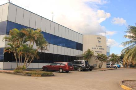 G.James Glass and Aluminium - Head Office