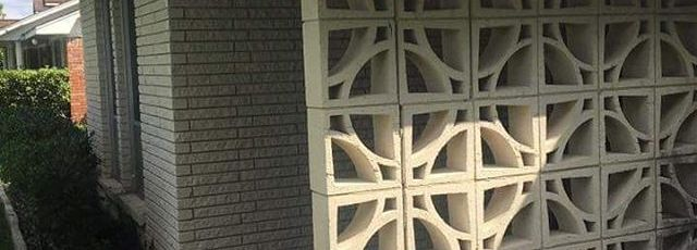 Amazing-original-breeze-block-of-Glenbrook-Valley-breezeblocks-blockwall-decorativeconcrete-midcentu
