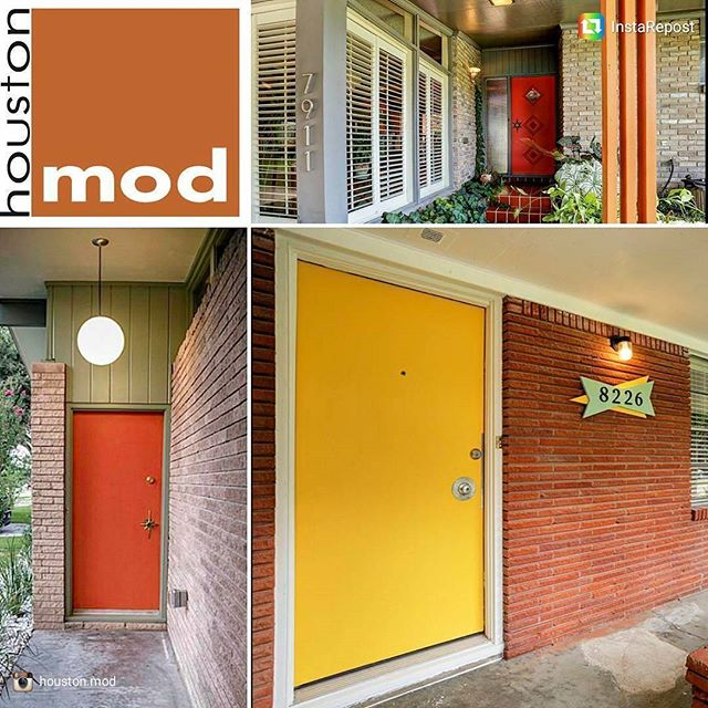 Come See These Amazing Glenbrook Valley Mod Homes Today During The Mod Of  The Month Open Houses Hosted By @houston.mod