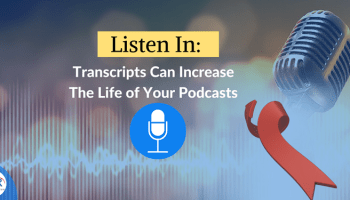 Can a shy person improve his speaking by listening to Podcasts?